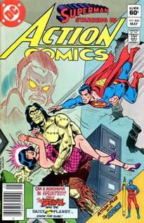 Action Comics Issue 531