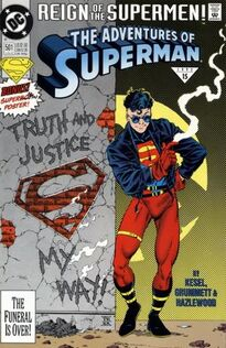 The Adventures of Superman 501