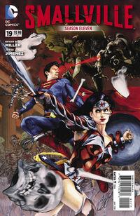 Smallville Season 11 Vol 1 19