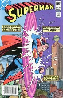 Superman Vol 1 381