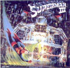 Superman III Soundtrack