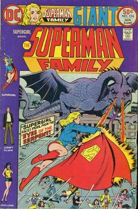 Superman Family 174