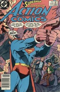 Action Comics Issue 556