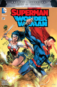 Superman-Wonder Woman 27