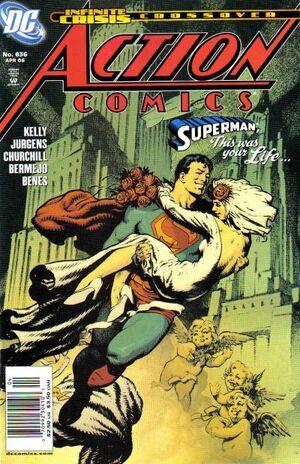 Action Comics 836