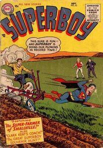 Superboy 1949 43