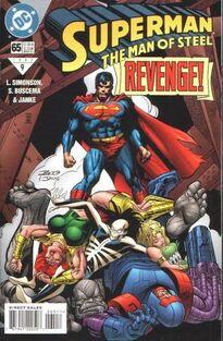 Superman Man of Steel 65
