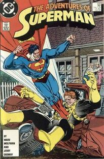 The Adventures of Superman 430