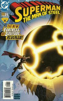 Superman Man of Steel 100