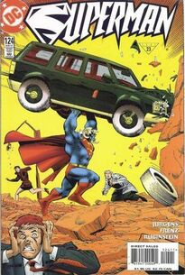 Superman Vol 2 124