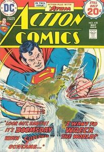 Action Comics Issue 435