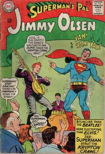 Supermans Pal Jimmy Olsen 088