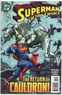 Action Comics Issue 731