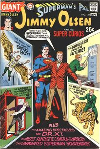 Supermans Pal Jimmy Olsen 131