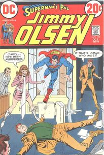 Supermans Pal Jimmy Olsen 153