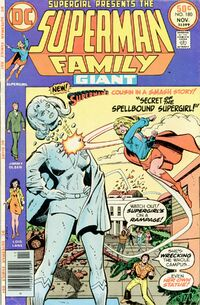 Superman Family 180