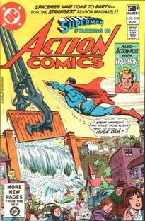 Action Comics Issue 518