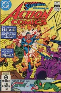 Action Comics Issue 533
