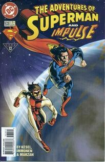 The Adventures of Superman 533