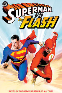 Superman vs Flash trade