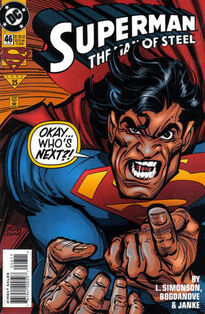 Superman Man of Steel 46