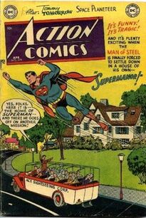 Action Comics Issue 179