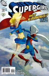 Supergirl 2005 41