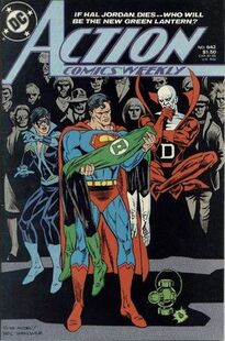 Action Comics Weekly 642