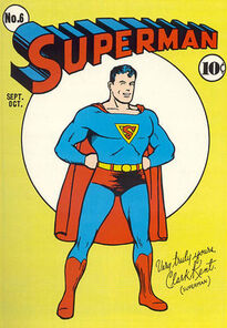 Superman Vol 1 6