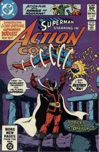 Action Comics Issue 527