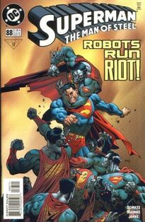 Superman Man of Steel 88