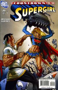 Supergirl 2005 21