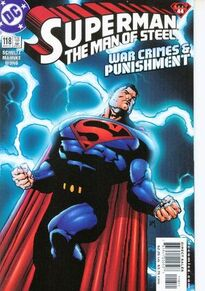 Superman Man of Steel 118