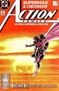 Action Comics Issue 598