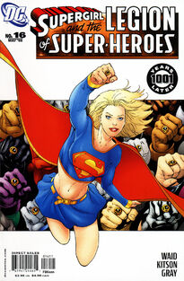 Supergirl Legion 16