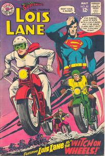 Supermans Girlfriend Lois Lane 083