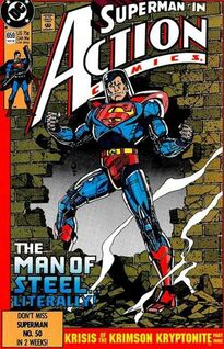 Action Comics Issue 659