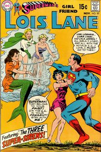 Supermans Girlfriend Lois Lane 097