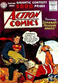 Action Comics Issue 219