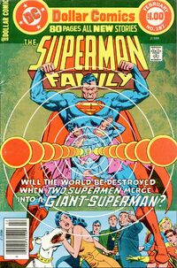 Superman Family 187