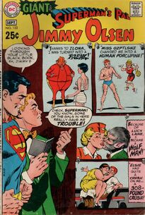 Supermans Pal Jimmy Olsen 122