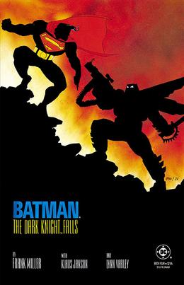 The Dark Knight Falls