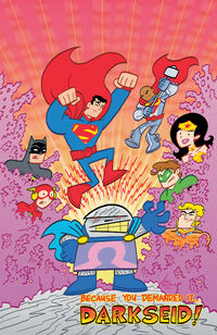 Superman Family Adventures 12