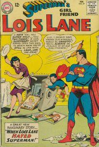 Supermans Girlfriend Lois Lane 039