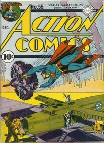Action Comics Issue 55