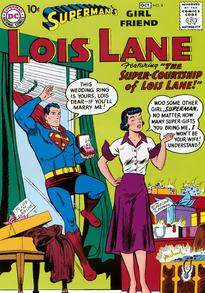 Supermans Girlfriend Lois Lane 004