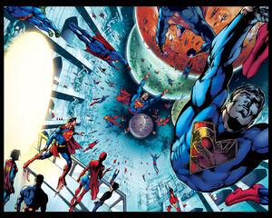 Superman Squad members