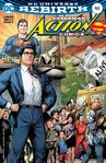 Action Comics 963 variant