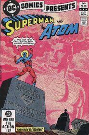 DC Comics Presents 051