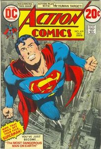 Action Comics Issue 419